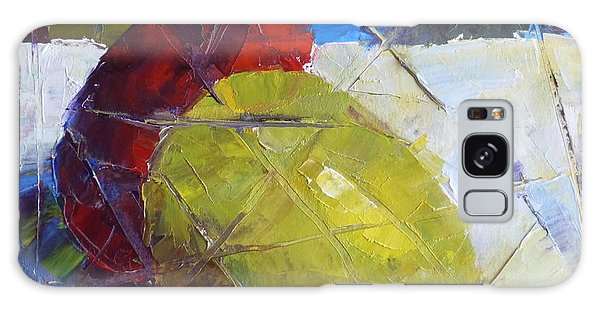 Fractured Pears Galaxy Case