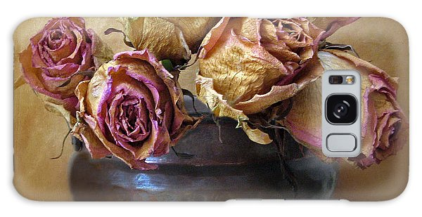 Galaxy Case featuring the photograph Fragile Rose by Jessica Jenney