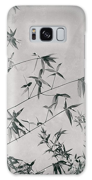 Galaxy Case featuring the photograph Fragility And Strength by Linda Lees
