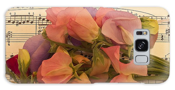 Fragrant Blossoms Galaxy Case by Sandra Foster