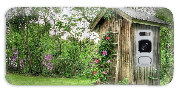 Fragrant Outhouse Galaxy Case