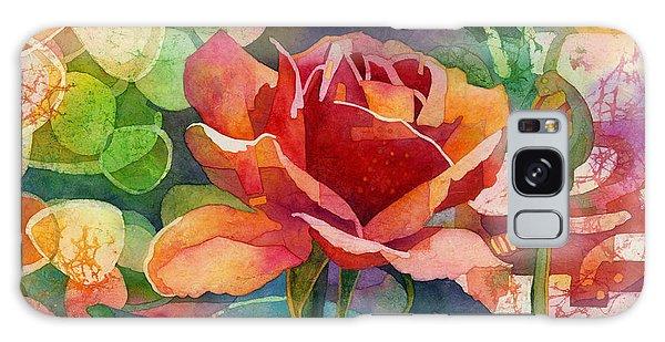 Bud Galaxy Case - Fragrant Roses by Hailey E Herrera
