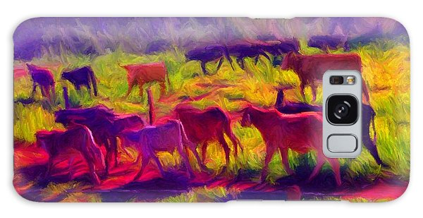 Franca Cattle 1 Galaxy Case