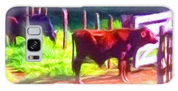 Franca Cattle 2 Galaxy Case