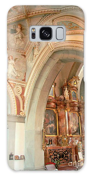 Franciscan Decor Galaxy Case