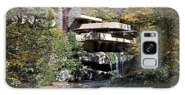 Frank Lloyd Wrights Fallingwater Galaxy Case
