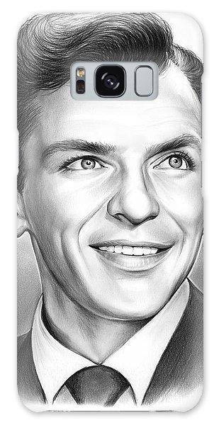 Frank Sinatra Galaxy Case by Greg Joens