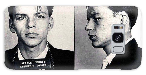 Frank Sinatra Mug Shot Horizontal Galaxy Case