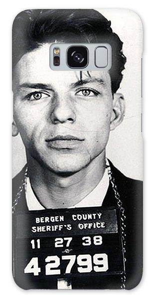Frank Sinatra Mug Shot Vertical Galaxy Case