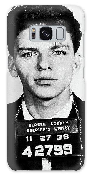 Frank Sinatra Mugshot Galaxy Case