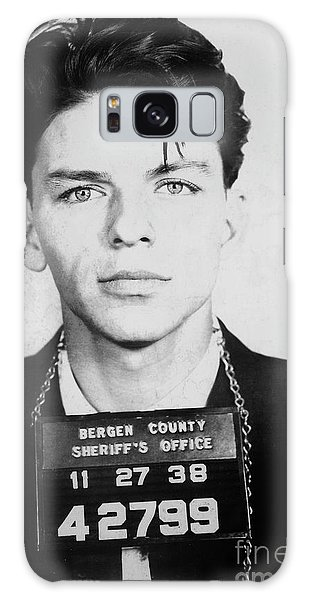 Los Angeles Galaxy Case - Frank Sinatra Mugshot by Jon Neidert