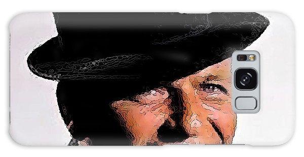 Frank Sinatra Galaxy Case by Rod Jellison