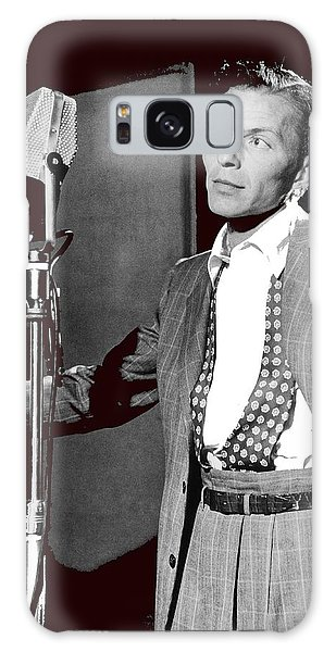 Frank Sinatra William Gottlieb Photo Liederkranz Hall New York City 1947-2015 Galaxy Case