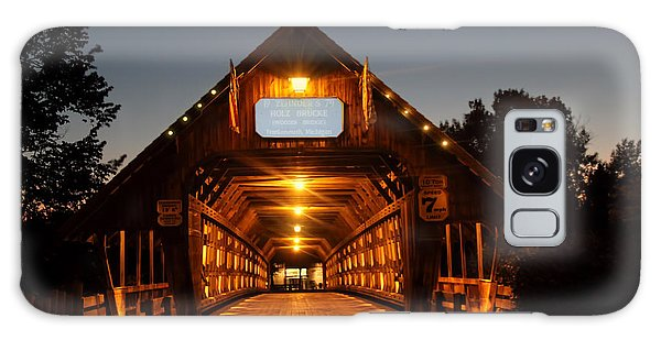 Frankenmuth Covered Bridge Galaxy Case