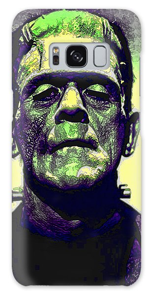 Frankenstein In Color Galaxy Case