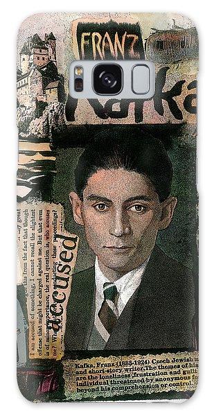Franz Kafka Galaxy Case