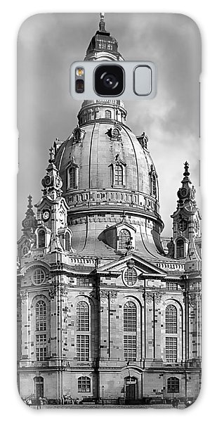 Frauenkirche Dresden - Church Of Our Lady Galaxy Case
