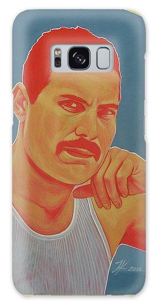 Freddie Mercury Galaxy Case