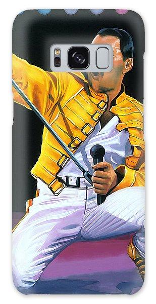 Freddie Mercury Live Galaxy Case
