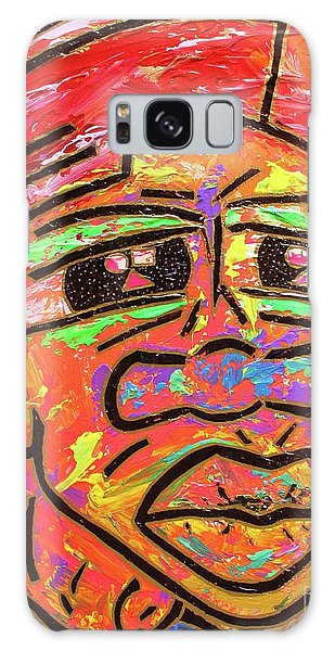 Freddy Freeloader Freeloading Galaxy Case
