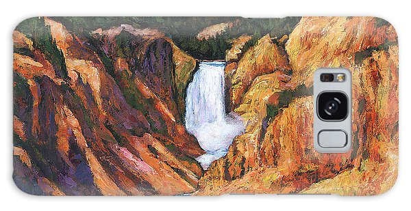 Montana Galaxy Case - Free Falling by Johnathan Harris