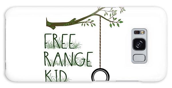 Free Range Kid Galaxy Case