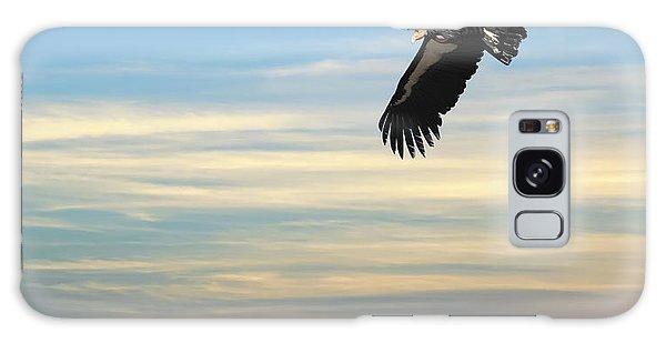 Free To Fly Again - California Condor Galaxy S8 Case