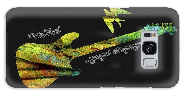 Freebird Lynyrd Skynyrd Ronnie Van Zant Galaxy Case