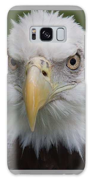 Freedom Eagle Galaxy Case