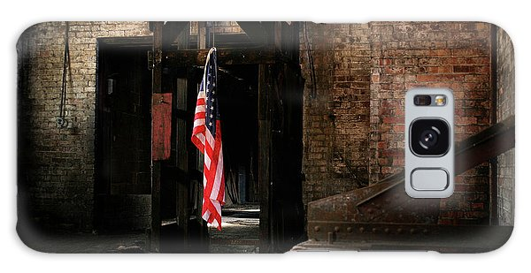 Galaxy Case featuring the photograph Freedom by JC Findley