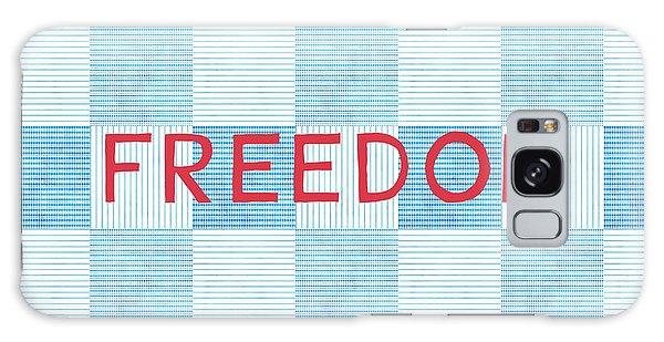 Freedom Patchwork Galaxy Case