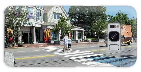 Freeport, Maine #130398 Galaxy Case