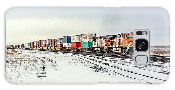 Freight Train Galaxy Case