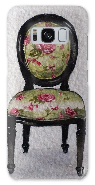 French Chair Galaxy Case by Sandra Phryce-Jones