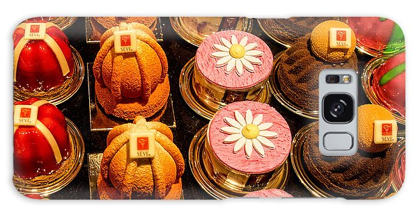 French Pastries In Lyon Galaxy Case