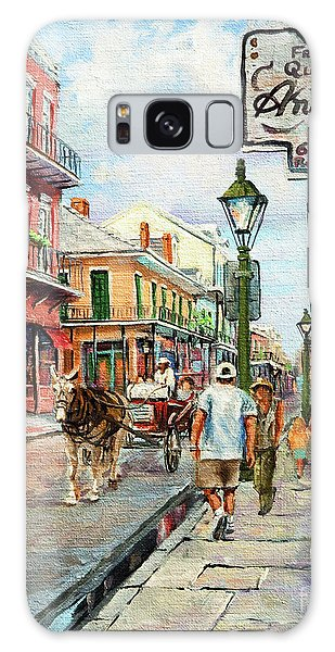 French Quarter Antiques Galaxy Case