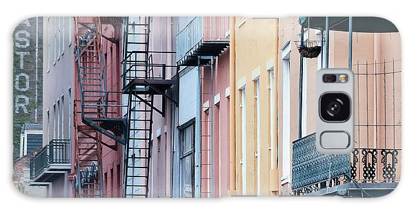 French Quarter Colors Galaxy Case