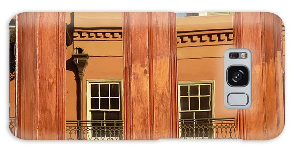 French Quarter Reflection Galaxy Case