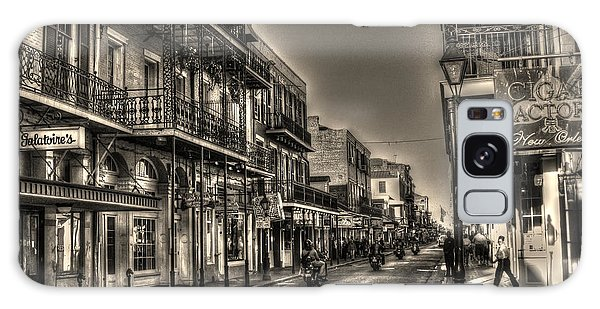 French Quarter Ride Galaxy Case by Greg and Chrystal Mimbs