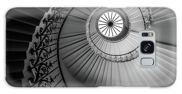 French Spiral Staircase 1 Galaxy Case