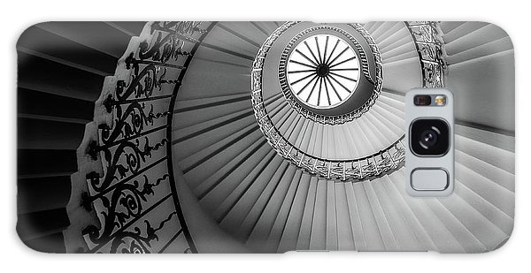 French Spiral Staircase 1 Galaxy Case by Lexa Harpell