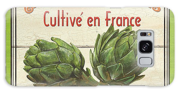 French Vegetable Sign 2 Galaxy S8 Case