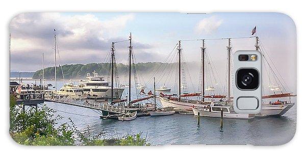 Frenchman's Bay Bar Harbor Galaxy Case