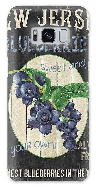 Galaxy Case - Fresh Berries 1 by Debbie DeWitt