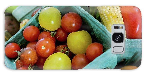 Fresh Tomatoes Galaxy Case