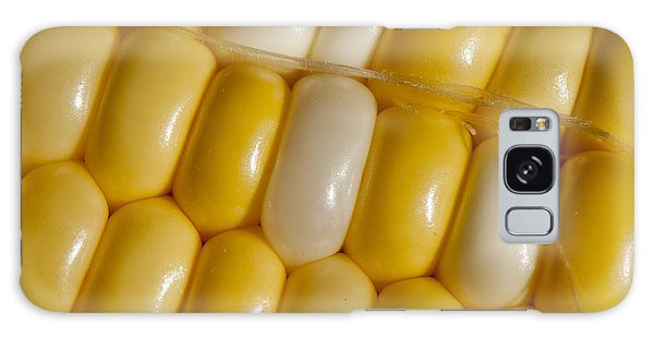 Fresh Yellow Corn Galaxy Case