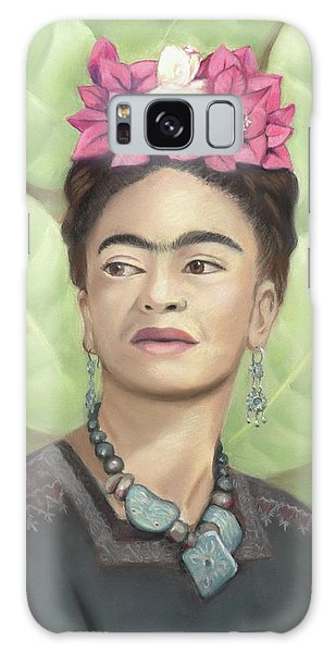 Frida Kahlo Galaxy Case