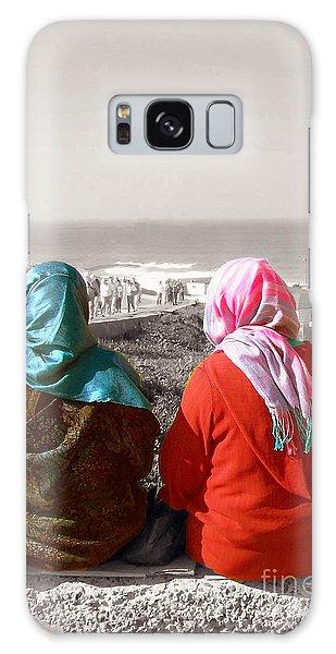 Friends, Morocco Galaxy Case by Susan Lafleur