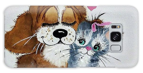 Friends Forever Galaxy Case