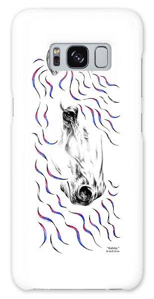 Friesian Horse Nobility Galaxy Case